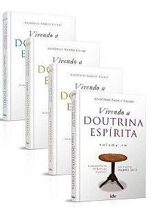 Coleção: Vivendo a Doutrina Espírita Todos Os Volumes