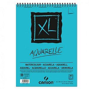 Bloco Canson XL Aquarela 300g  A-3 30fls