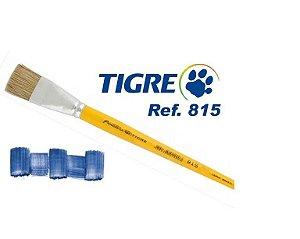 Pincel Tigre chato Cerda Branca ref 815