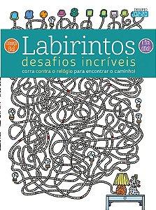 Passatempo Labirintos Desafios incríveis