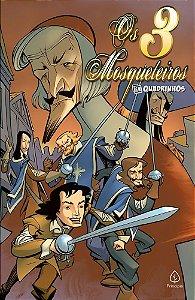 Principis - Clássicos em quadrinhos Os três mosqueteiros