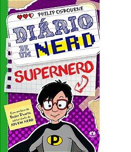 Diário de um nerd - Vol. 3 capa dura - Ciranda Cultural