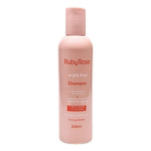 Shampoo Argila Rosa - Ruby Rose*