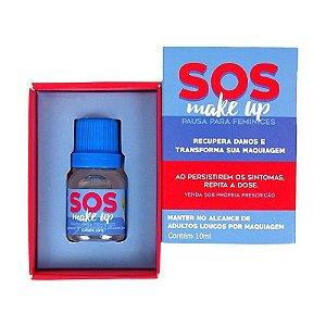 SOS Diluidor de Maquiagem Make Up 10ml - Bruna Tavares*