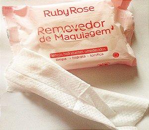 Lenço Facial Removedor de Maquiagem - RUBY ROSE*