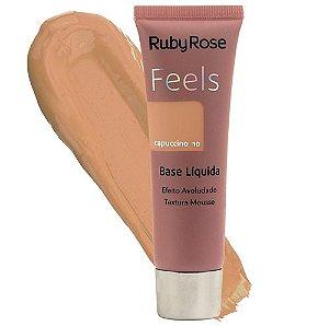 Base Liquida Feels Capuccino 10 - Ruby Rose*