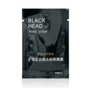 Máscara Removedora de Cravos Black Head - Pilaten*