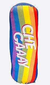 Almofada Color Cilíndrica