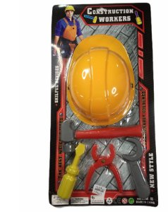 Kit Equipamento Construction Infantil