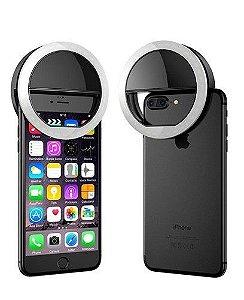 Selfie Ring Preto*