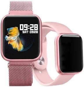 Relógio Inteligente Smartwatch P80 Sport Bracelet*
