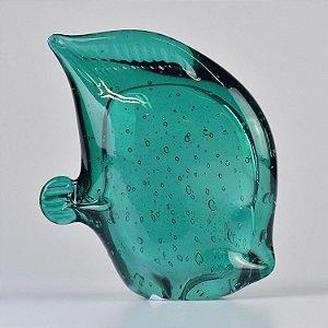 Enfeite Peixe Transparente G