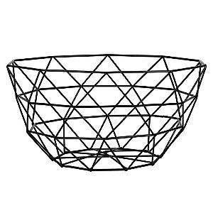Cesta de Metal Basic Triangle
