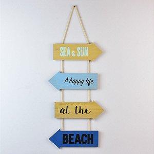 Placa Seta Beach em Madeira