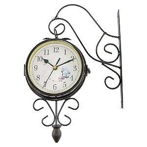 Relógio Vintage Estação