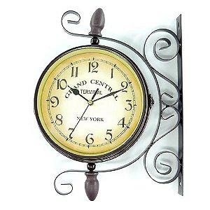 Relógio Grand Central Grande