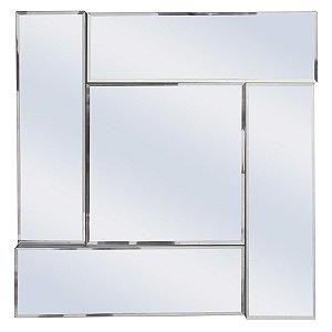 Espelho de Parede Monique Quadrado