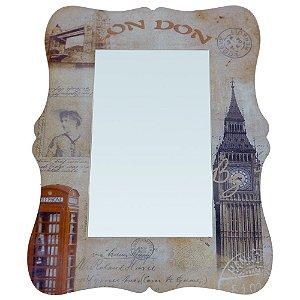 Espelho Vintage Londres