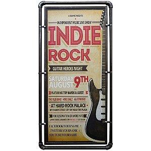 Quadro Indie Rock