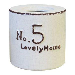 Vaso de Cerâmica Número 5
