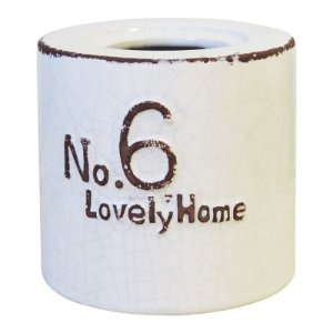 Vaso de Cerâmica Número Lovely