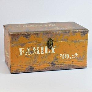 Baú Vintage Rústico Grande