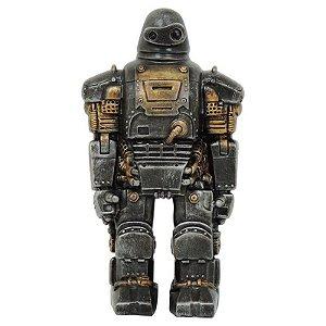 Enfeite Robô Cinza