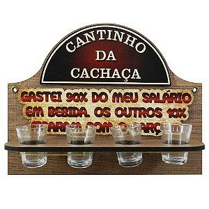 Porta Copo Cantinho Gastei ...