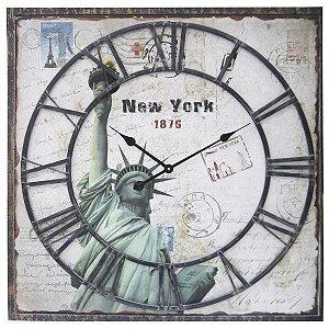Relógio Estatua Da Liberdade