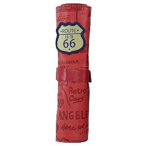 Estojo Route 66