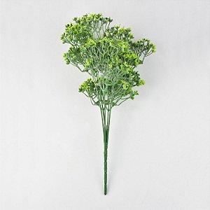 Flor Permanente Verde