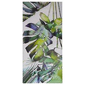 Pintura em Tela Folhas