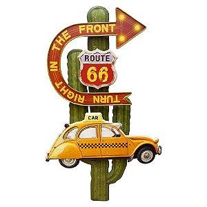 Enfeite Taxi Route 66