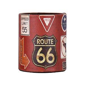 Porta Objetos Vermelho Route