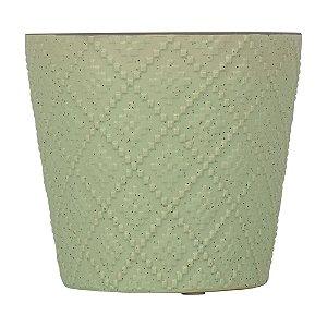 Vaso de Cerâmica Betine Verde