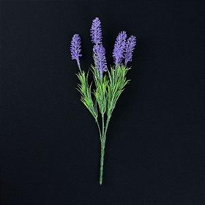 Flor Artificial Lavanda Inglesa Lilás