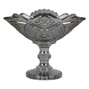Jogo C/6 Taça Oval Glass