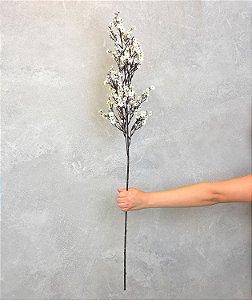 Flor Permanente Cerejeira Branca