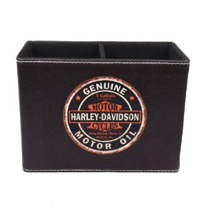 Porta Canetas Harley - Davidson em Courino