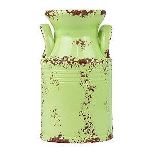 Vaso Tartan Verde