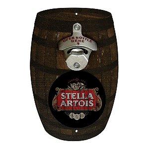 Abridor Barril Stella Artois
