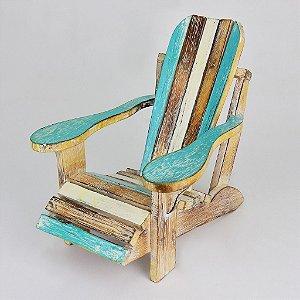 Cadeira Decorativa de Praia