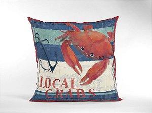 Capa Náutica Crabs para Almofada