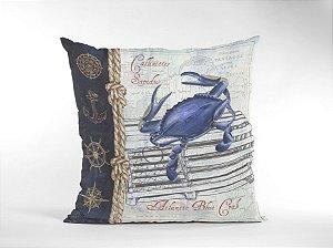 Almofada Náutica Caranguejo Azul