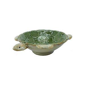 Porta Objetos P Tartaruga em Cerâmica