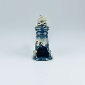 Farol Ocean Bege em Cerâmica