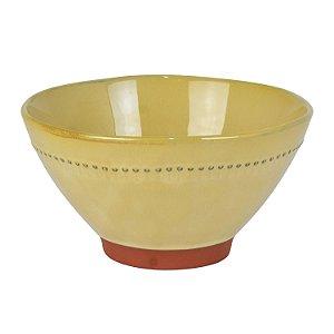 Bowl Supreme Mostarda em Cerâmica