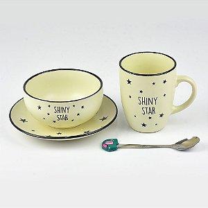 Jogo de Chá Star