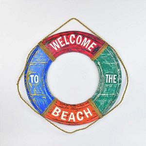 Bóia Welcome Beach 50 cm Beach Color