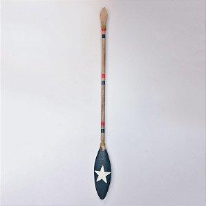Remo Azul com Estrela 175 cm